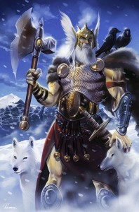 Mitologia Nórdica - Odin
