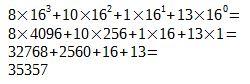 Bases numéricas