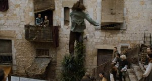 Game of Thrones - O salto da Arya Stark