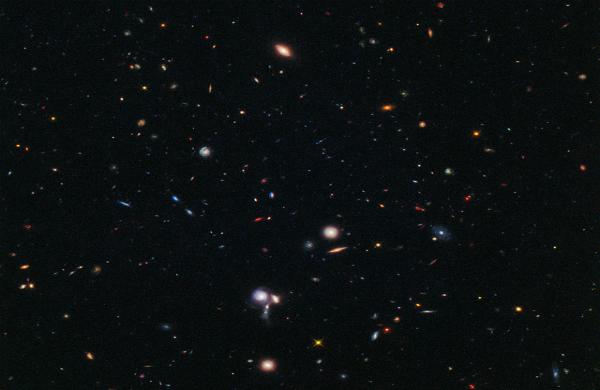 Breve História do Universo: Big-bang