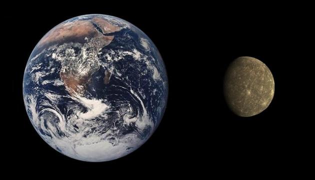 Mercurio e Terra