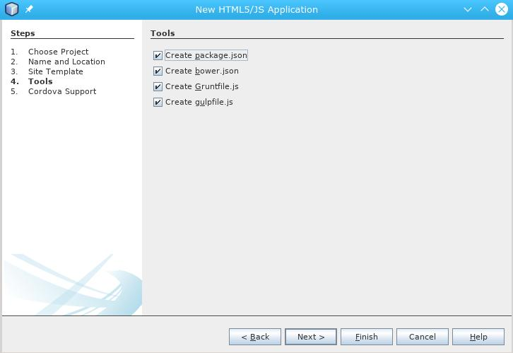 Cordova e Netbeans com Arch Linux: Tools